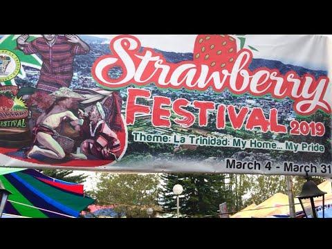 Strawberry Festival 2019 La Trinidad Philippines