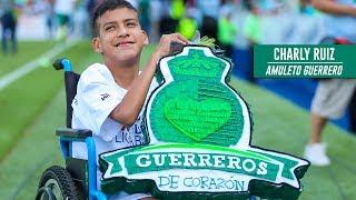 embeded bvideo Charly Ruiz - Amuleto Guerrero | ESPN