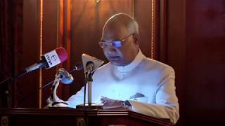 President Kovind addresses Parliament of Equatorial Guinea