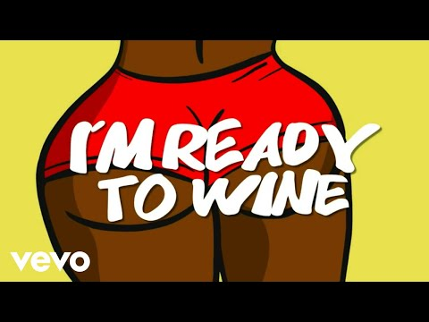 Charly Black, Patrice Roberts - Ready (Lyric Video)