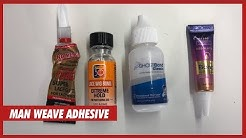 BEST MAN WEAVE ADHESIVE | LACE WIG GLUE
