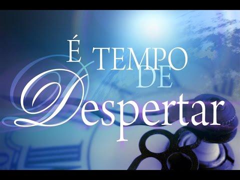 Mensagem Rev Francisco Sebastião - Tema: É Tempo de Despertar - Portugal