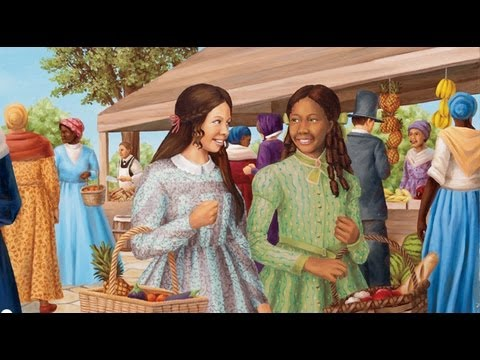 Meet Marie-Grace Gardner And Cécile Rey | American Girl