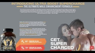 SuperCharge Male Enhancement review   order your trial bottle here