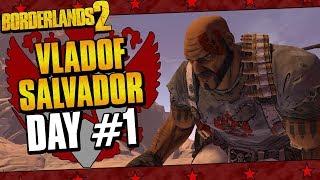 Borderlands 2 | OP10 Haderax The Invincible Speed Kill In 5