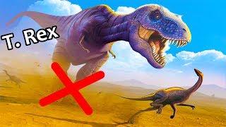 El T.rex no podía correr   Noticias 24/7/2017