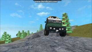 ROBLOX - Land Rover Defender 110 Trail