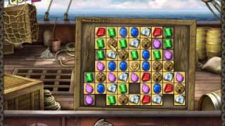 Jewel Quest II - Niveaux Bonus 1 - Level 1-1