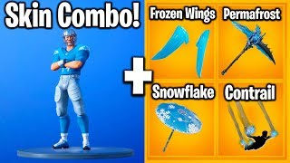 10 AMAZING SKIN COMBOS IN FORTNITE (NFL Superbowl Edition)