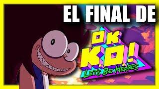EL FINAL DE OK KO SEAMOS HÉROES   ANÁLISIS Y EXPLICACIÓN