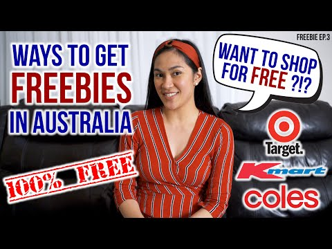 How To Get FREEBIES In Australia! Full-sized FREEBIES And VOUCHERS | Freebie Series | TheGermanStory