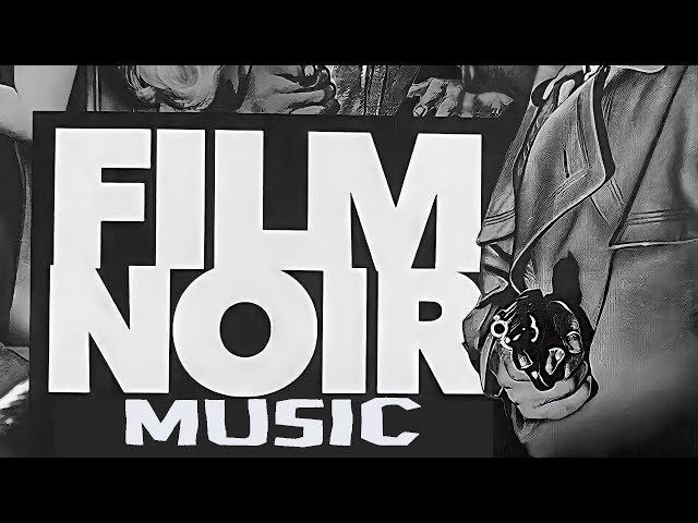 Film Noir Music Instrumental - Rob Cavallo