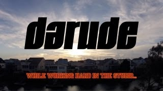 Darude in the Sunset Studio, track #7 work-in-progress