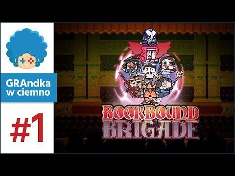 Bookbound Brigade PL #1 | Baśniowa metroidvania z formacjami!