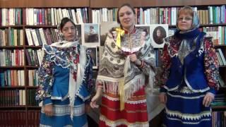 Страна читающая — «Коллектив Библиотеки г.п. Талинка» читает «Мороз, красный нос» Н. А. Некрасова