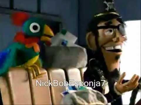 La Navidad de Bob Esponja Promo 1 Nickelodeon Latinoamerica