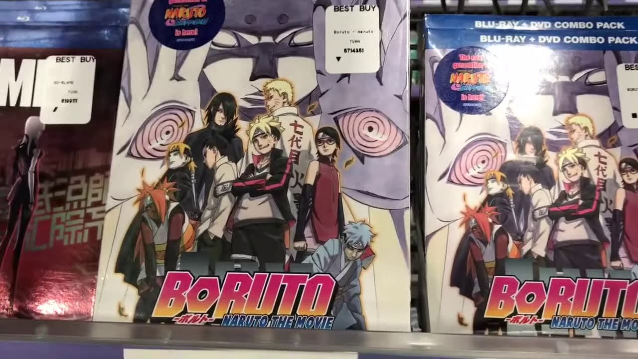 Mama best buy anime dvds 📀 naruto 🍥 boruto dragonball z super my hero academia