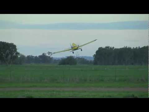 Agricultural Aircraft Operations at YYWG