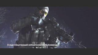Rostec - Spetsnaz Special Forces Kalashnikov Assault Rifles Combat Simulation [1080p]