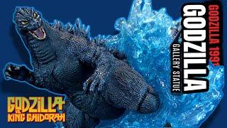 Diamond Select Godzilla vs. King Ghidorah Godzilla Gallery Statue | Video Review