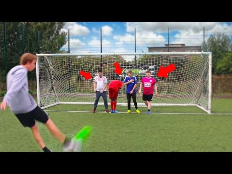 Thumbnail: FOOTBALL SMASH CHALLENGE