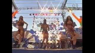 Passion Fruit - The Rigga-Ding-Dong -Song & Bongo Man (Live on Ballermann Hits 2001, July 7th, 2001)