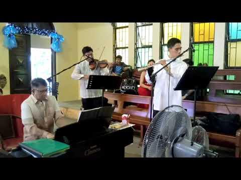"MANILA WEDDING MUSICIANS - ENTOURAGE ""Two Words"" STRING QUARTET PHILIPPINES (Trio Ensemble) EVENTS"