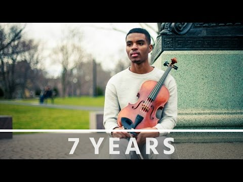 Lukas Graham   7 Years   Jeremy Green   Viola Cover