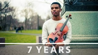 Lukas Graham | 7 Years | Jeremy Green | Viola Cover