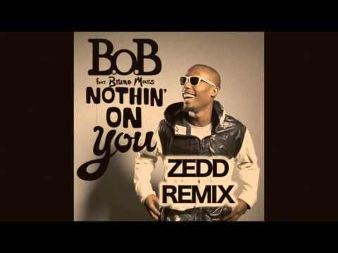 BoB  Nothin On You Zedd Remix  Audio