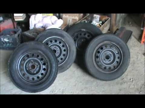 toyota corola p 185 65 r14 inch tires an wheels youtube. Black Bedroom Furniture Sets. Home Design Ideas