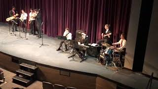 Jones College Prep - Winter Instrumental Music Concert - Jazz Combo II - 13 Dec 2018