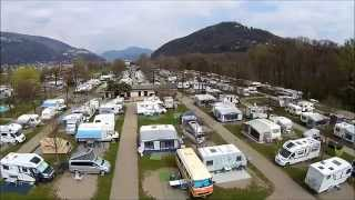 Yuneec Q500 | Ostern 2015 | TCS Camping | La Piodella | Agno