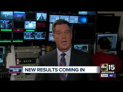 Kyrsten Sinema maintains lead over Martha McSally in Arizona Senate Race