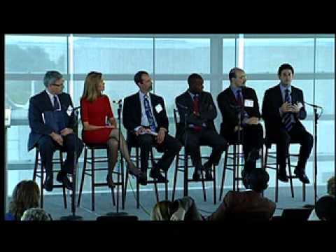 Seizing the Moment Panel III: Next Generation Peacebuilders