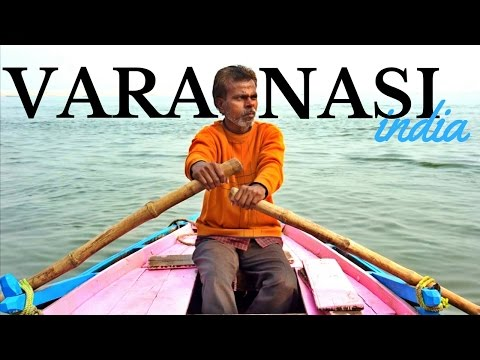 A BOAT RIDE ON THE GANGES RIVER | Varanasi India