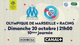 OM-Racing (J10 Ligue 1 19/20) : les clés du match avec PMU.fr