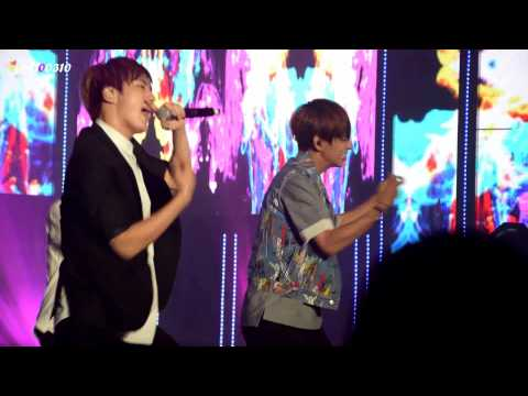 150905 BTS YY I FUN MUSIC Dope V Focus