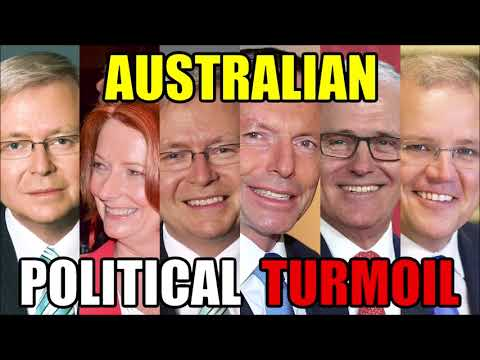 Australian Political TURMOIL (Another Prime Minister!)