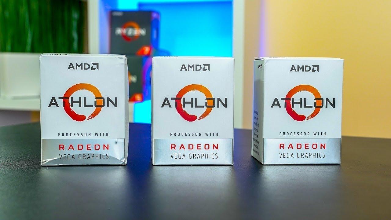 Amd Athlon 240ge Vs 220ge Vs 200ge Youtube