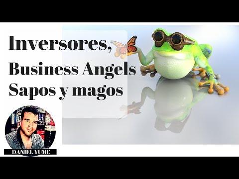 Qué es un inversor, business angel, mago y sapo? • danielyume
