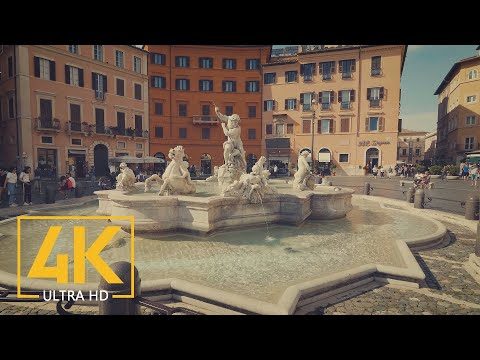 Rome, Italy - 4K Documentary Film - Top European Destinations: Italy - Short Preview