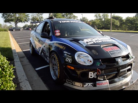 Dodge neon srt4 hp