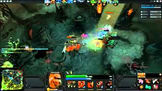 double rampage in dota 2 cm naix