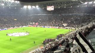 Inno Juventus Stadium - Borussia Dortmund (2-1) Juventus Theme Song - Storia Di Un Grande Amore