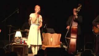 Kitty Hoff bei Traumzeit 2009
