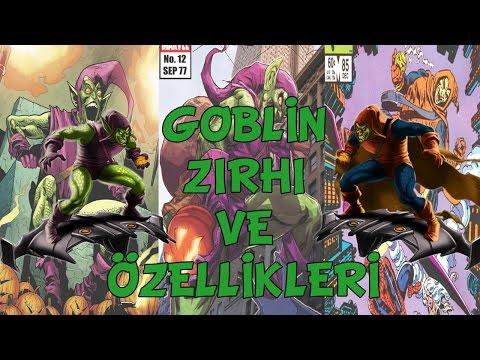 Marvel Eşya Tanıtımları #13 I Goblin Zırhı