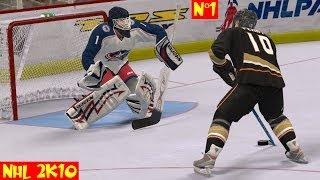 NHL 2K10 [FR] - Vive le Canada, vive la glace, vive le Hockey !