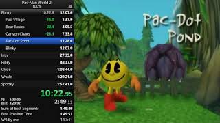 Pac-Man World 2 100% in 1:51:59