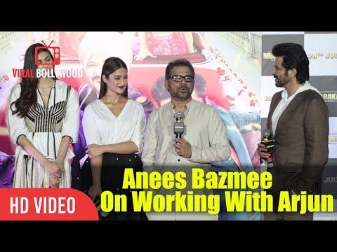 Anees Bazmee On Working With Arjun Kapoor   Mubarakan Official Trailer Launch